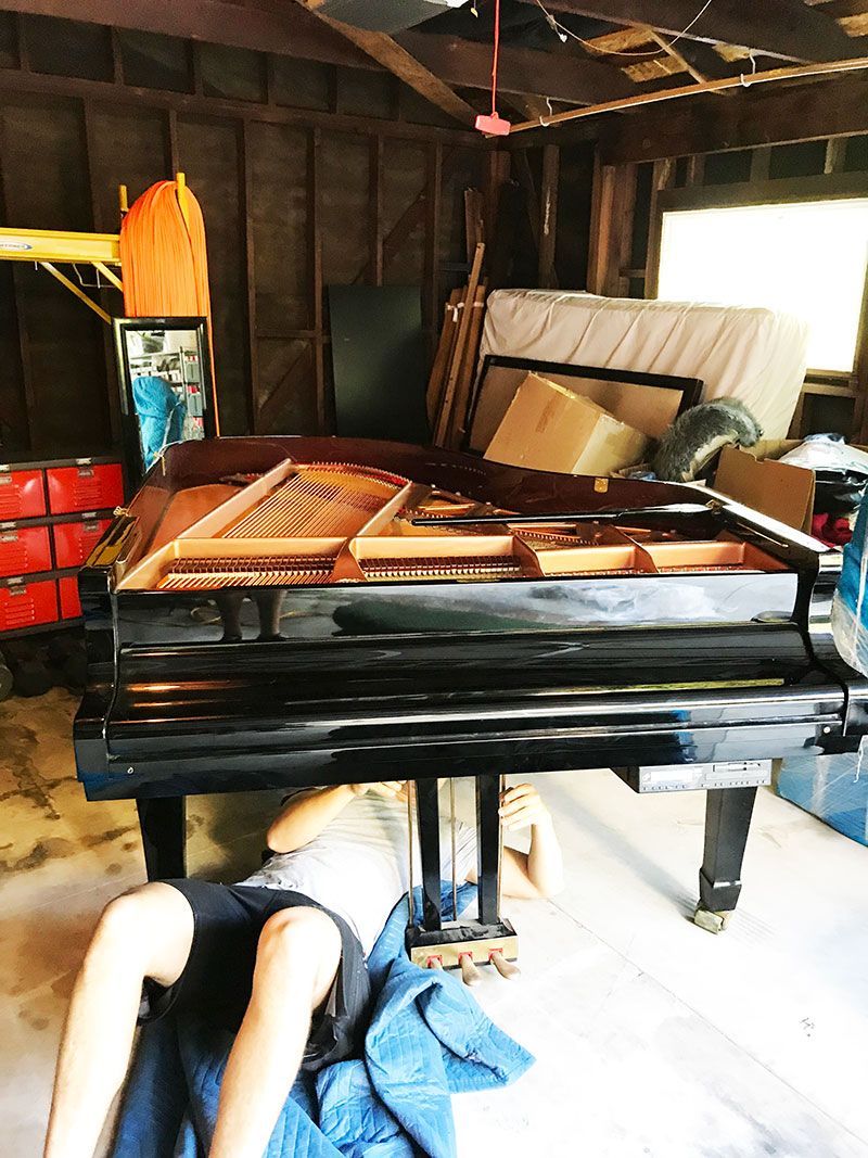 andrei's moving work gallery piano assembly